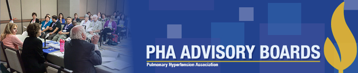 PHA Advisory Boards
