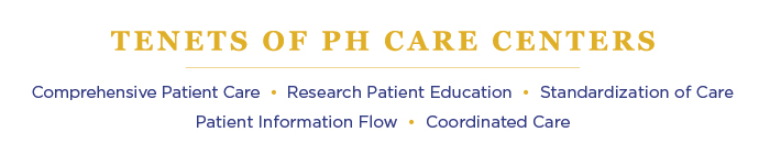 Tenets of PH Care Centers